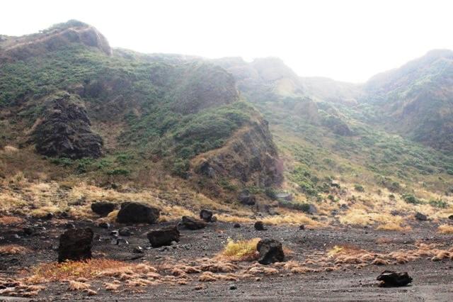 白石山巨岩群